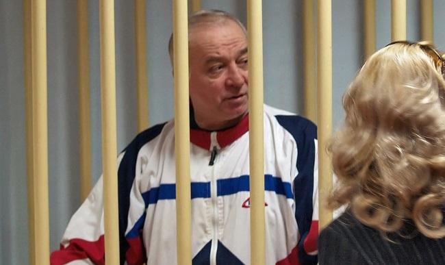 Сергей Скрипаль в зале суда, Москва, 2006 год