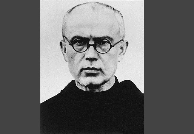 Maximilian Kolbe. Photo: Wikimedia Commons.