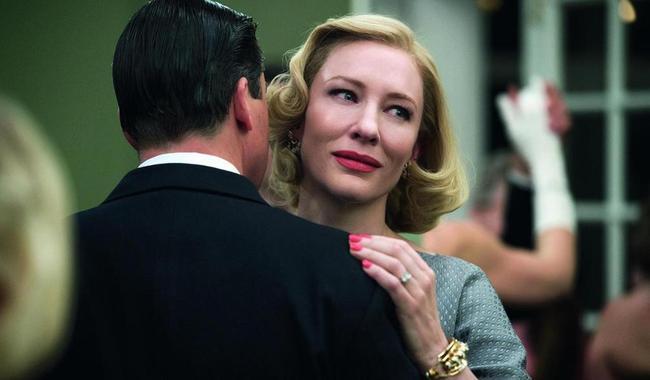 Cate Blanchett in 'Carol'. Image: press materials