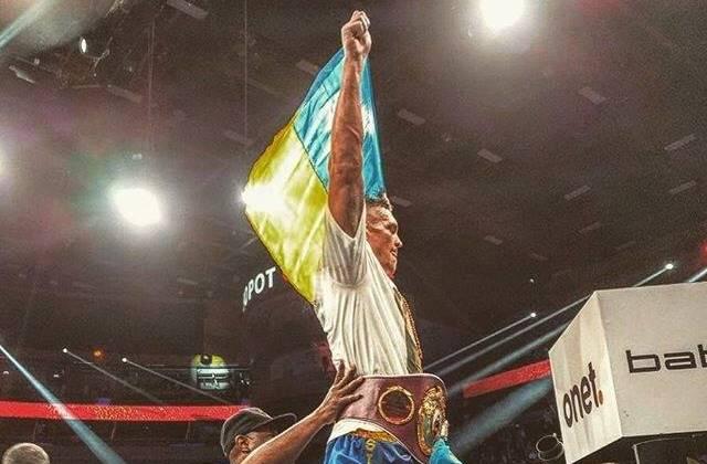 Олександр Усик переміг Кшиштофа Ґловацького в бою за титул чемпіона світу з боксу за версією WBO у важкій вазі. 18 вересня 2016