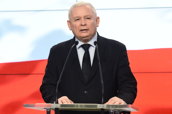 Ярослав Качиньский.