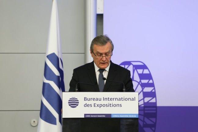 Minister Piotr Gliński zgłasza kandydaturę Łodzi jako organizatora Expo 2022