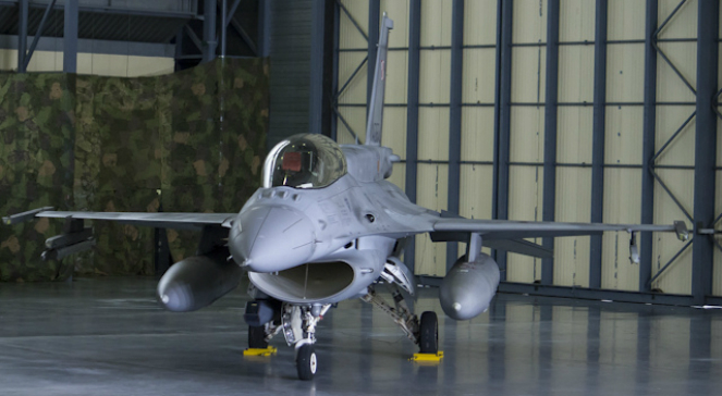 Polski F-16 Block +