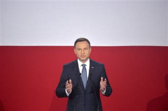 Foreign policy under Duda