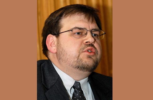 Historian Henryk Głębocki pictured in 2006. Photo: PAP/Andrzej Rybczyński