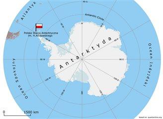 Naukowcy z Polski na Antarktyce