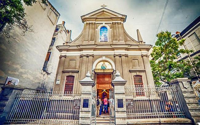 Kościół św. Piotra w Odessie.   Foto: Eugeniusz Sało