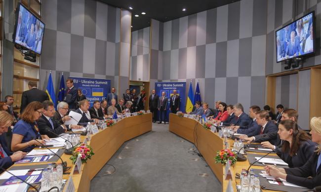 Саміт ЄС-Україна - 08.07.2018р.