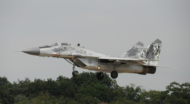 Польща хоче замінити МіГ-29 винищувачами нового покоління