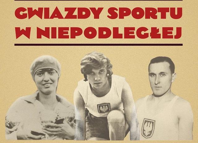 """Wystawa """"Gwiazdy sportu w Niepodległej"""" w Muzeum Sportu i Turystyki"""