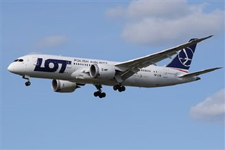 Polish airline LOT to fly to New Delhi