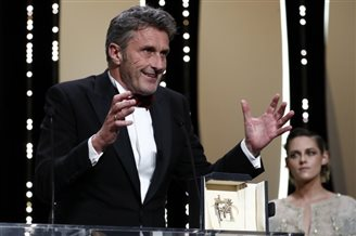Paweł Pawlikowski wins best director award at Cannes