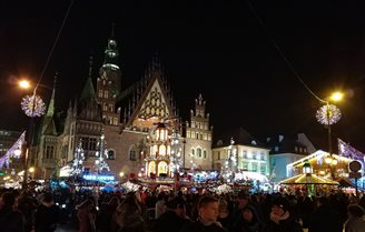 Day in the Life ::  Wrocław Christmas Market