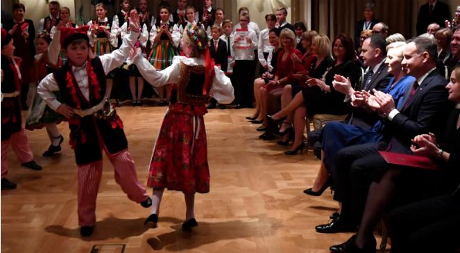 Prezydent Andrzej Duda spotkał się z przedstawicielami społeczności polskiej w Grecji