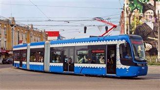 Polska PESA dostarczy 40 nowych tramwajów do Kijowa