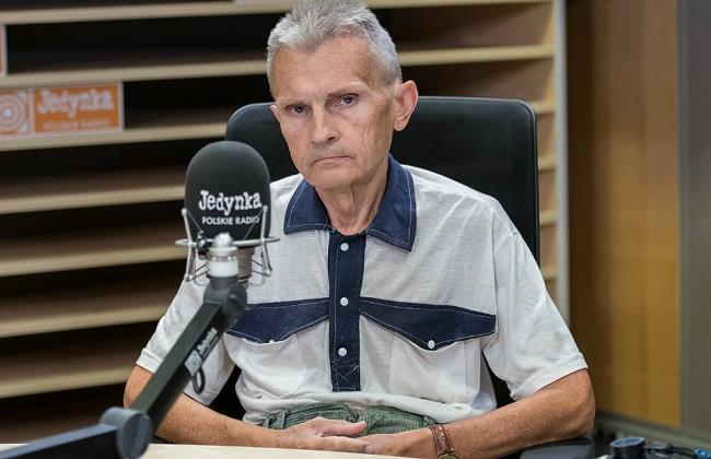 Henryk Domański. Photo: Wojciech Kusiński/Polish Radio