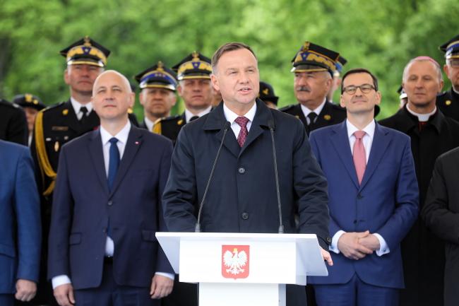 У Польщі відзначають День пожежника