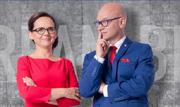 Piotr und Alina Winiarski