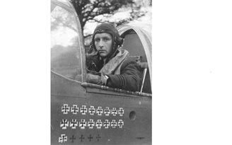 Biography of Polish fighter ace published in UK