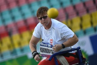 Polish disabled athletes win medals in Berlin