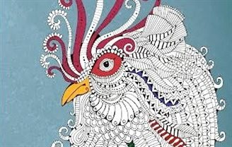 Colouring books… for adults!