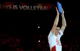 Polish volleyball on top of the world