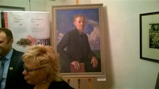 У Варшаве прайшоў вэрнісаж выставы «Янка Купала ў дыялёгу культур» (ФОТА)