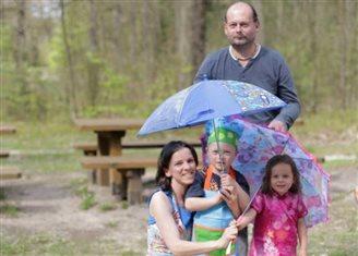 Polskie rodziny na Zielonej Wyspie