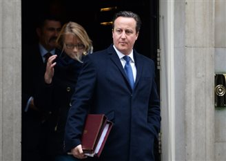 Cameron makes key speech on curbing migration to UK