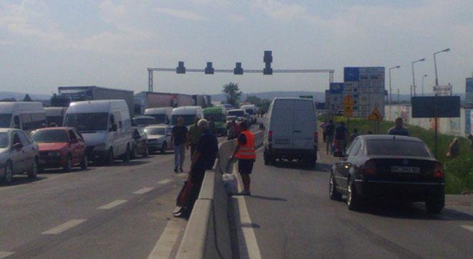 На польсько-українському кордоні. Медика