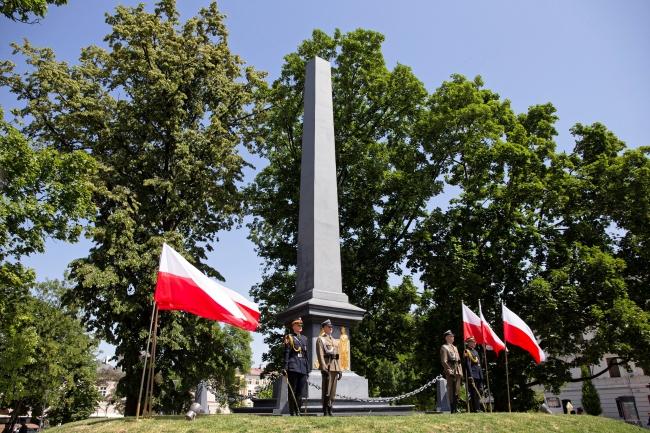Пам'ятний знак унії у Любліні