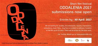 Short Film Festival Oddalenia - Distances w Dublinie