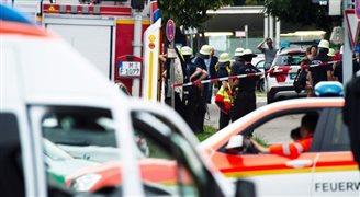 Strzelanina w centrum Monachium