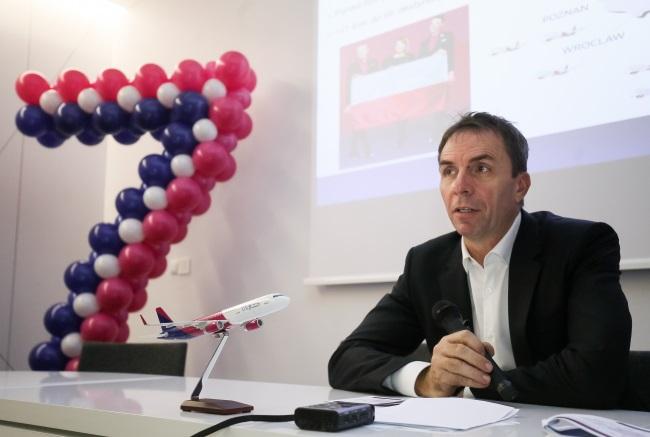 В 2017 году компания Wizz Air начнёт летать из Варшавы в Киев и Вильнюс