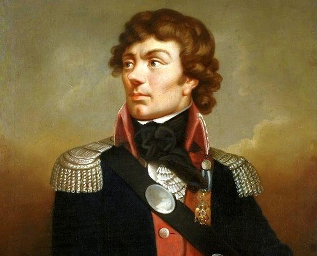 Портрет Тадеуша Костюшко (художник Карл Готлиб Швайкарт, коллекция Национального музея в Варшаве).