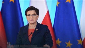 Premier Beata Szydło: Europa musi być dziś jedna