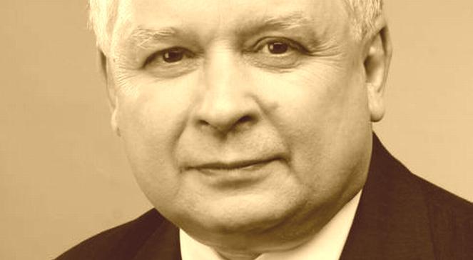 Лєх Качинський, 1 січня 2006 р. (Фото: Вікіпедія/офіційний сайт президента Польщі)