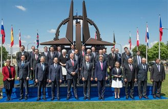 Russian-NATO relations discussed in Brussels