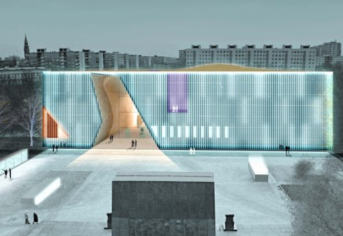 Museum of the History of the Polish Jews in Warsaw