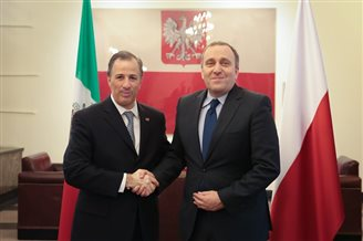FM Schetyna meets Mexican counterpart to talk trade