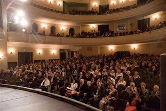 Поляки і українці відсвяткували ювілей Польського народного театру у Львові