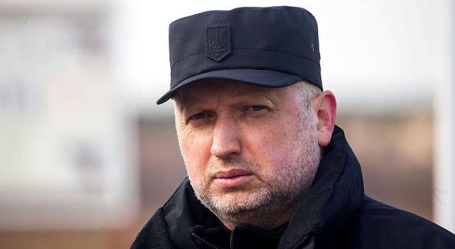 Секретар РНБО України Олександр Турчинов