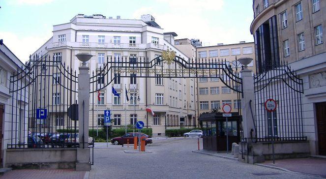 Канцелярія президента Польщі