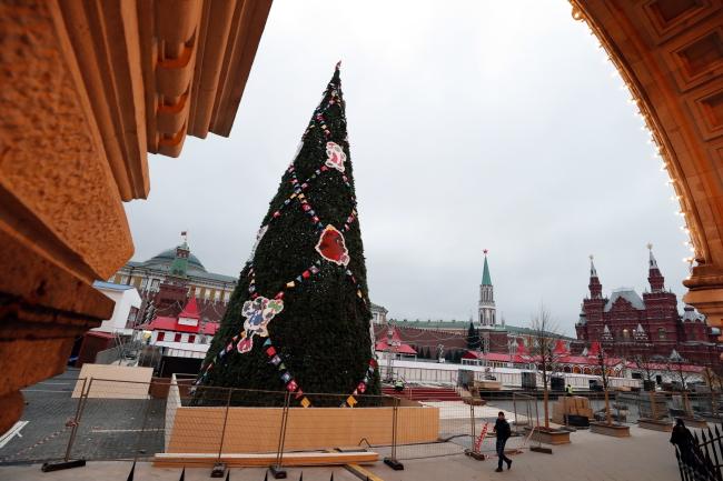 У Маскве адзначылі 100-годзьдзе незалежнасьці Польшчы.
