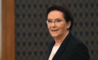 PM Kopacz: I will definitely not go to Moscow