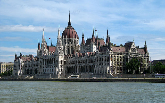Будинок парламенту в Будапешті