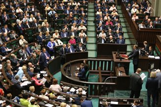 New Constitutional Tribunal bill on its way to president