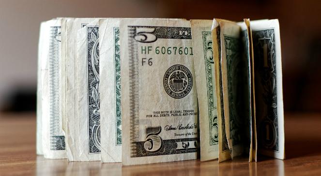 Dolar amerykański - zdjęcie ilustracyjne