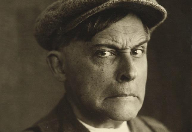 Witkacy, Gefährlicher Bandit, ca. 1931, fot. (c) courtesy Tatra-Museum in Zakopane