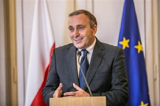 Minister Schetyna: NATO summit to discuss IS threat